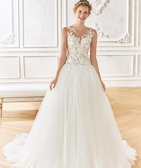 cdd210ae0bfb Svadobné šaty - model Beatrix ...