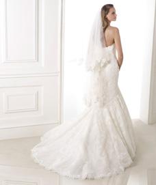 ... svadobné šaty - model Bella 2260ec15fdf